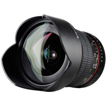 Samyang 10mm f2.8 ED AS NCS CS Lens Canon M for Canon EOS M5