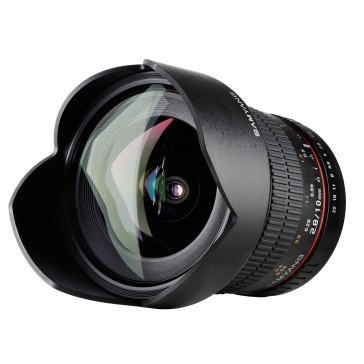 Samyang 10mm f/2.8 Súper Gran Angular para Samsung NX2000
