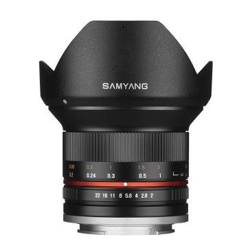 Samyang 12mm f/2.0 NCS CS Lens Sony E Black