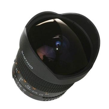 Samyang 8mm f/3.5 UMS CSII Lens Pentax