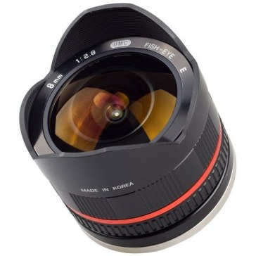 Samyang 8mm f/2.8 Fish Eye Lens Sony NEX Black