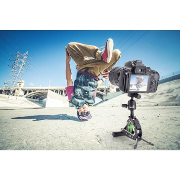 Takeway T2 Clampod para Nikon D610