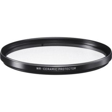 Filtro Protector de Cristal Cerámico Sigma WR 82mm