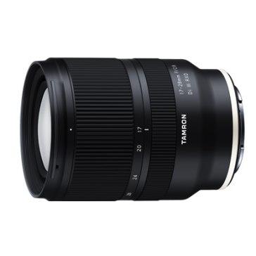 Tamron 17-28mm f/2.8 para Sony A6600