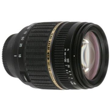 Tamron 18-200mm f/3.5-6.3 XR DI II para Nikon D7100