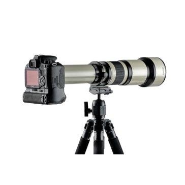 Gloxy 650-1300mm f/8-16 para Nikon D5500