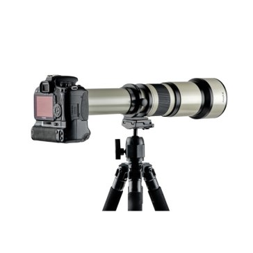 Gloxy 650-1300mm f/8-16 para Canon EOS 70D