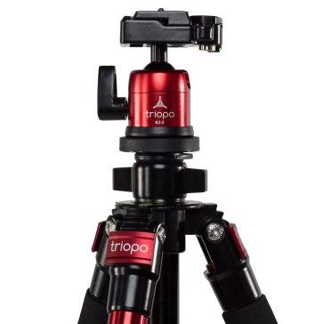 Trípode Triopo C-258 + Rótula KJ-2 para Canon EOS 1300D