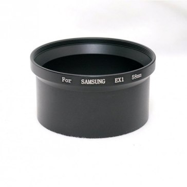 Adapter Tube for EX1 / EX2F 58mm