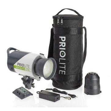 Kit ULTRA2GO Priolite MBX 500-HotSync Nikon