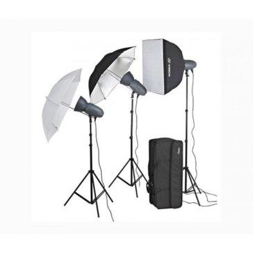 Kit Flash de estudio VL-400 Plus Valued