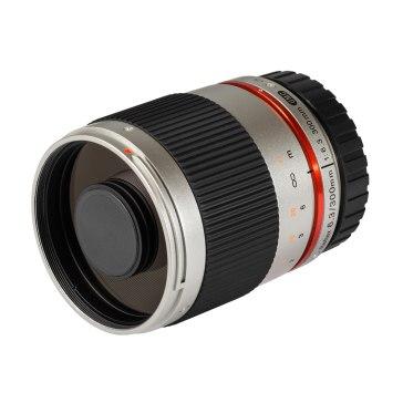 Samyang 300mm f/6.3 para Sony A6600