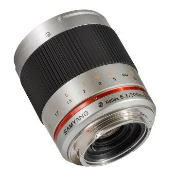Samyang 300mm f/6.3 Lens for Canon EOS M5