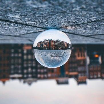 PhotoBall Original K9 Bola de cristal para fotografía 60mm