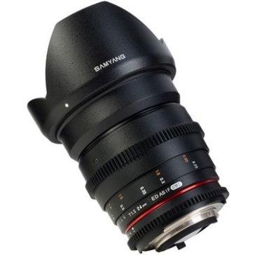 Samyang 24mm T1.5 ED AS IF UMC VDSLR Lens Pentax