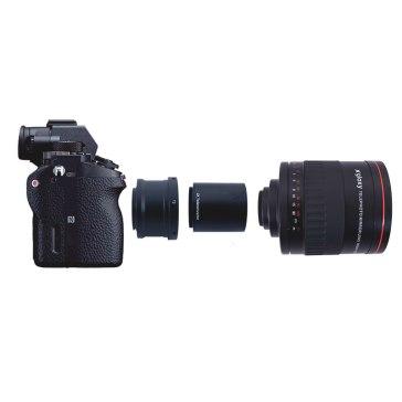 Teleobjetivo Canon M Gloxy 900-1800mm f/8.0 Mirror