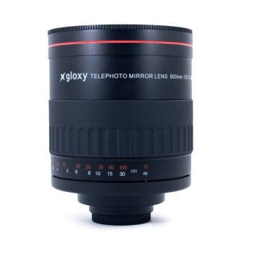 Gloxy 900mm f/8.0 Teleobjetivo Mirror