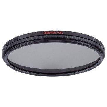 Filtro polarizador Manfrotto Essential 77mm