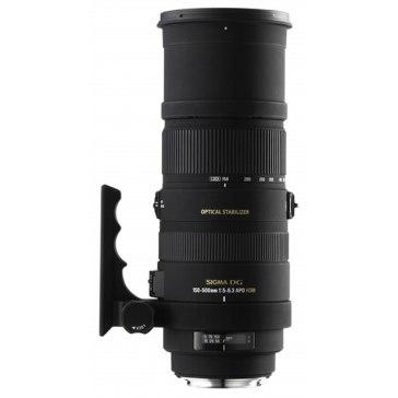 Objetivo Sigma 150-500mm f5.0-6.3 DG APO OS HSM AFD Nikon