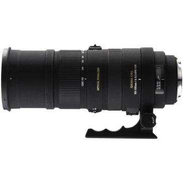 Objetivo Sigma 150-500mm f/5.0-6.3 DG APO OS HSM AF Canon