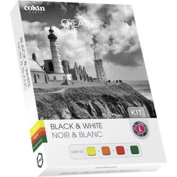 Filtros Cokin U400-03 Black & White Kit Serie Z