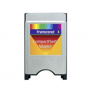 Adaptador CF a PCMCIA Transcend