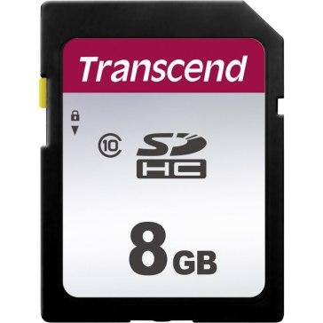 Transcend Memoria SDHC 8GB 300S UHS-I