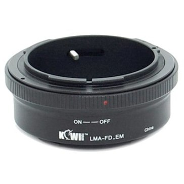 Canon FD Lens Adapter for Sony E Camera