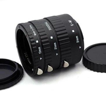 Meike Econo Extension Tube Set for Canon