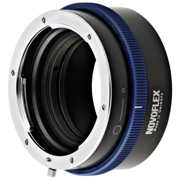 Adaptador Réflex Novoflex Nikon - Sony E
