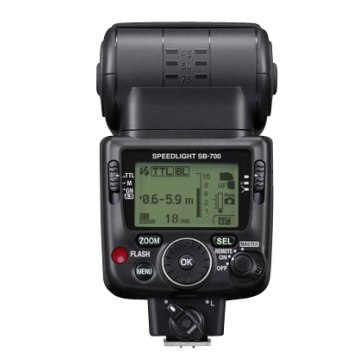 Flash Nikon SB-700 para Nikon D7100