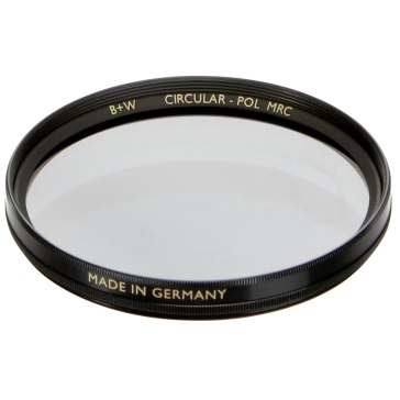 Filtro Polarizador Circular B+W F-Pro S03 MRC 77mm