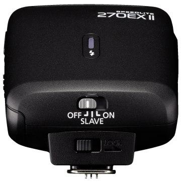 Flash Canon Speedlite 270EX II para Canon EOS 1200D
