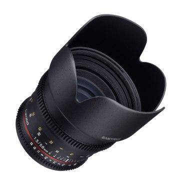 Objetivo Samyang 50mm T1.5 VDSLR Nikon