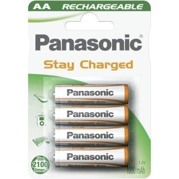 1x4 Pilas Panasonic Stay C Mignon AA