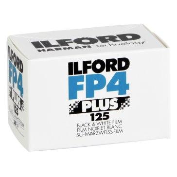 Carrete Ilford FP-4 Plus 135/24