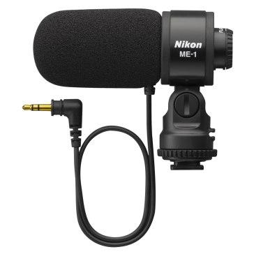 Micrófono Nikon ME-1 para Nikon D610