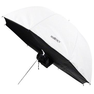 Paraguas Softbox Translúcido Walimex Pro 109cm