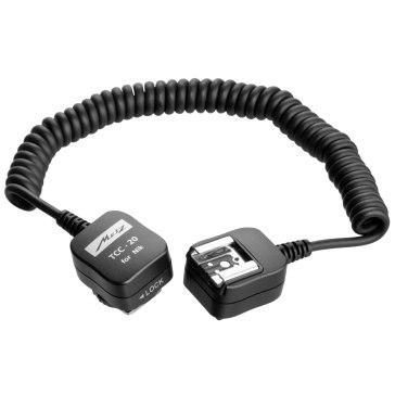 Cable de sincronización Metz TTL TCC-20 para Nikon