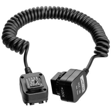 Cable de sincronización Metz TTL TCC-50 para Sony
