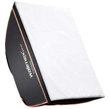 Walimex Pro Softbox naranja Line 80x120