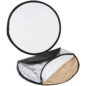 Reflector plegable 5en1 Mantona 60cm