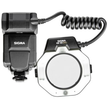 Flash anular Sigma EM 140 DG NA