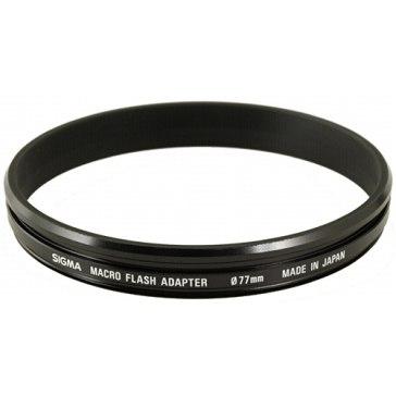 Adaptador para flash macro Sigma 77mm