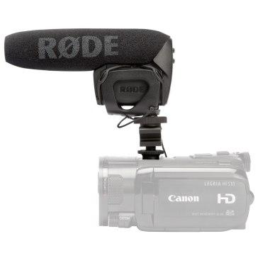 Micrófono Rode VideoMic Pro para Canon EOS R