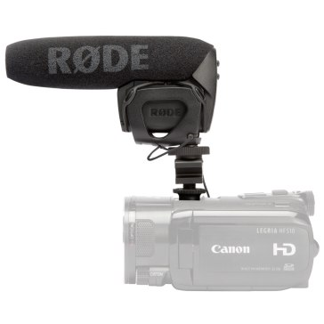 Micrófono Rode VideoMic Pro para Nikon D5500