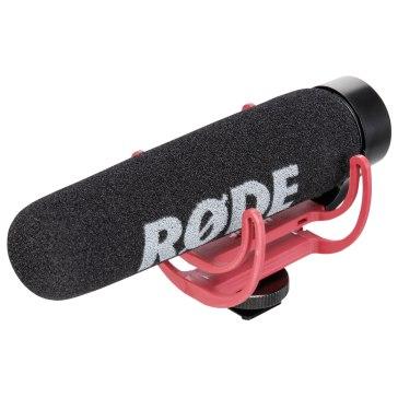 Micrófono Rode VideoMic Go para Nikon D7100