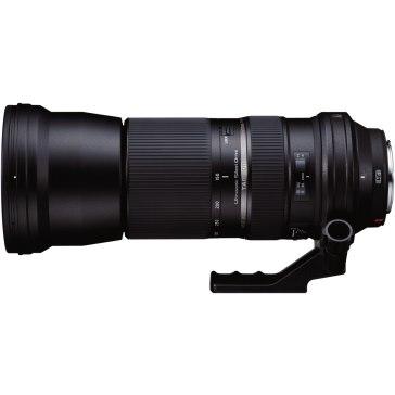 Objetivo Tamron SP 150-600mm f/5-6,3 DI AF VC USD Canon