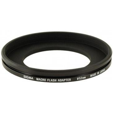 Adaptador Sigma para flash macro 52mm