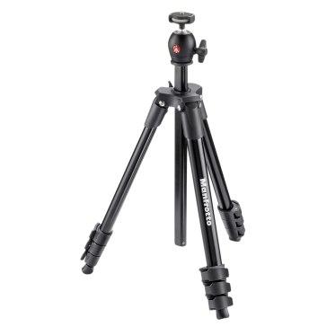 Trípode Manfrotto Compact Light para Canon EOS 70D